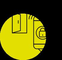 Mobilny dostęp - ikona