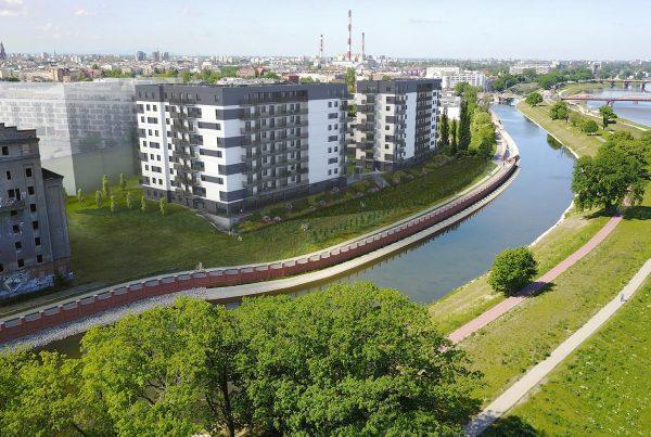 ZEBRA - inwestycja mieszkaniowa